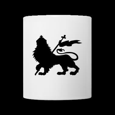 Blanc Lion of Judah Tasses