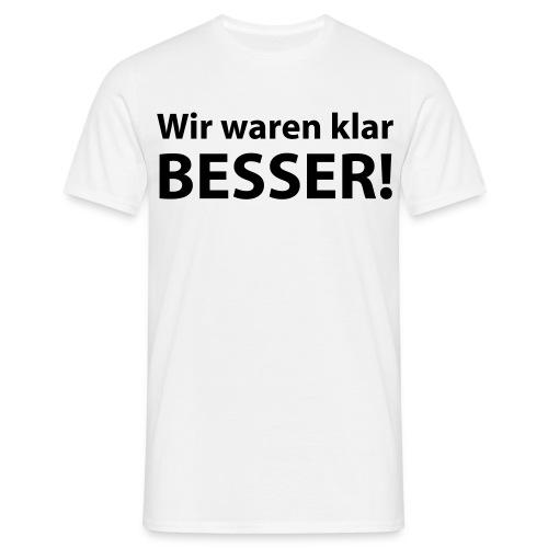 T-F Fan Shirt - Männer T-Shirt