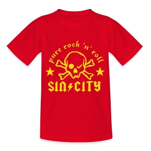 SC Skull Kids - Teenager T-Shirt