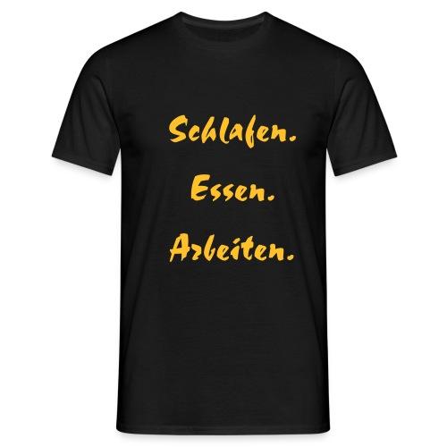 Sprüche II - Männer T-Shirt