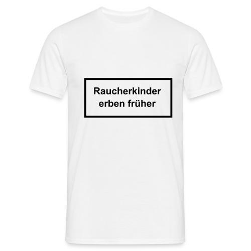 Rauchen I - Männer T-Shirt
