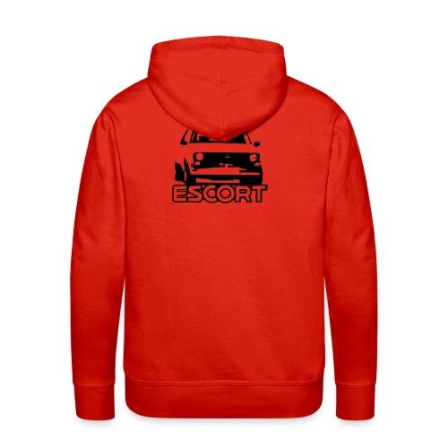 V22 - Sweat-shirt à capuche Premium pour hommes