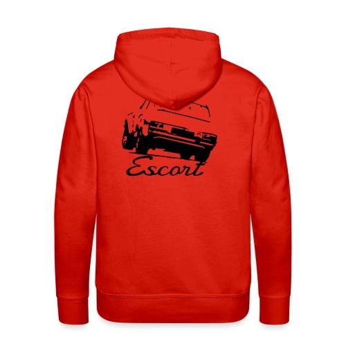V25 - Sweat-shirt à capuche Premium pour hommes