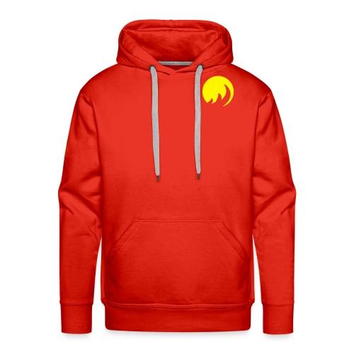 Sweat-shirt à capuche Premium pour hommes - A capuche pour les djeuns.