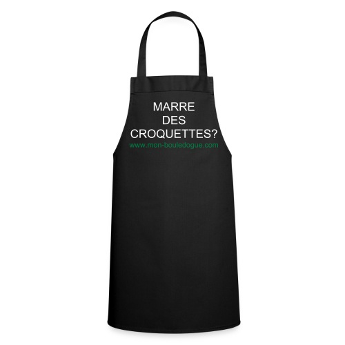 Tablier de revendication - Tablier de cuisine