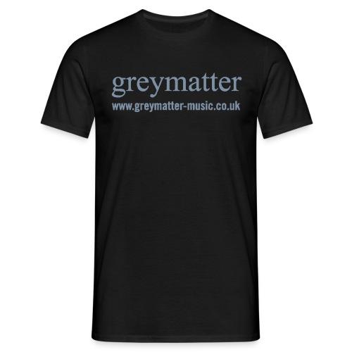 greymatter t-shirt - Men's T-Shirt