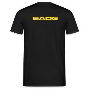 Bass T-Shirt, 4 String - Men's T-Shirt