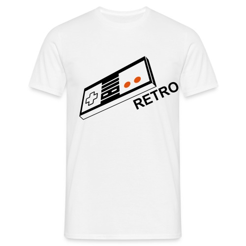 Retro T-Shirt - Men's T-Shirt