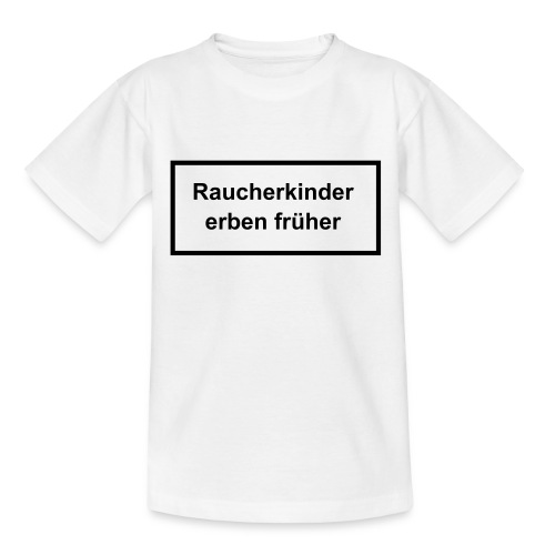 Selbst geißeln... - Teenager T-Shirt