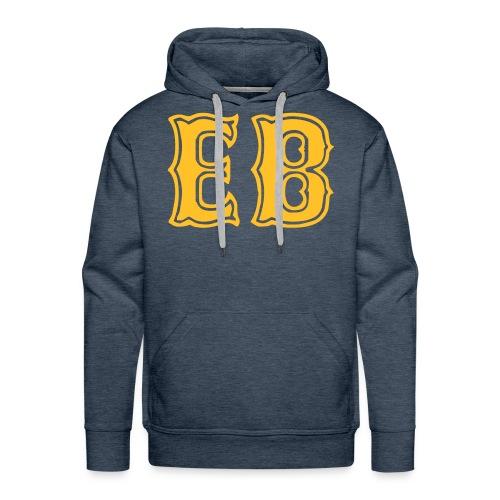 Baseball EB hoodie - Men's Premium Hoodie