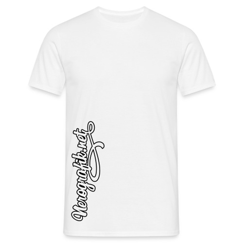 Nerografik.net (2c) - Männer T-Shirt