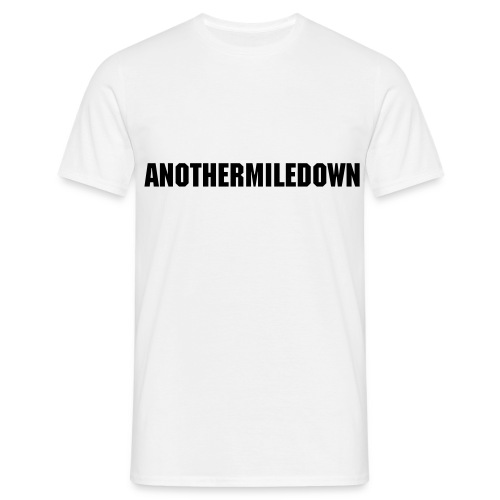 AnotherMileDown - Men's T-Shirt