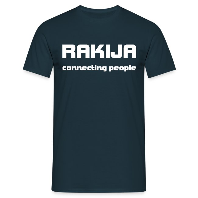 Majica Rakija Connecting People