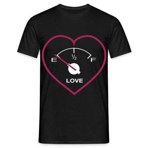 Love Empty t-shirt - Men's T-Shirt