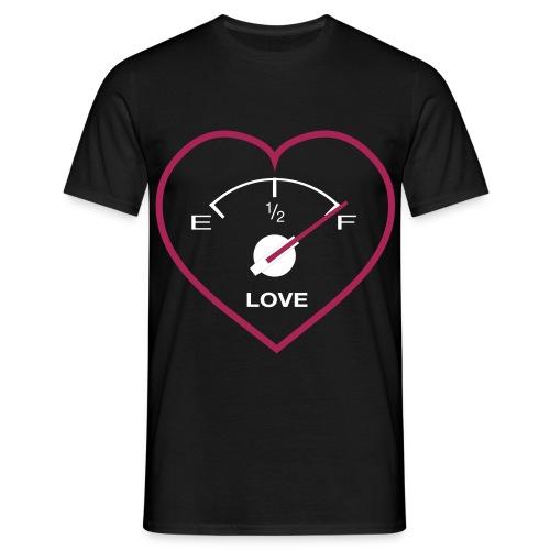 Love full t-shirt - Men's T-Shirt
