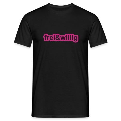 frei&willig - Männer T-Shirt