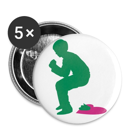 Empire valentine - Buttons small 25 mm