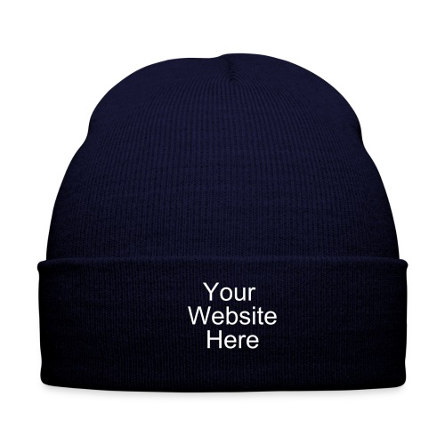 Winter Hat (Blue) - Winter Hat
