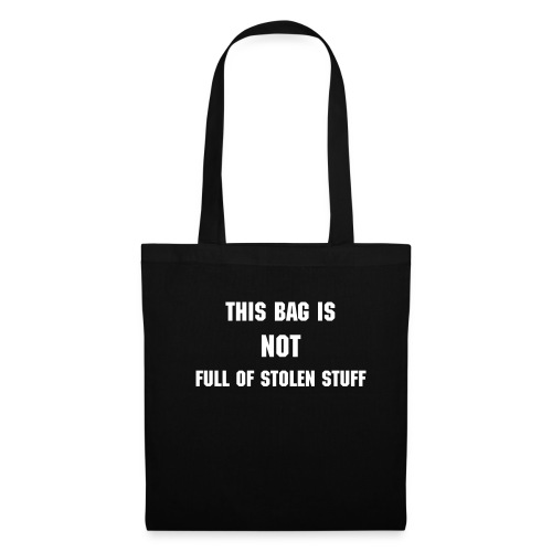 stolen stuff? - Tote Bag
