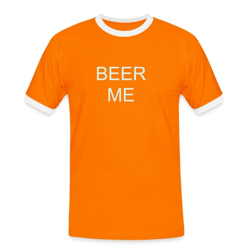 BEER ME - Men's Ringer Shirt
