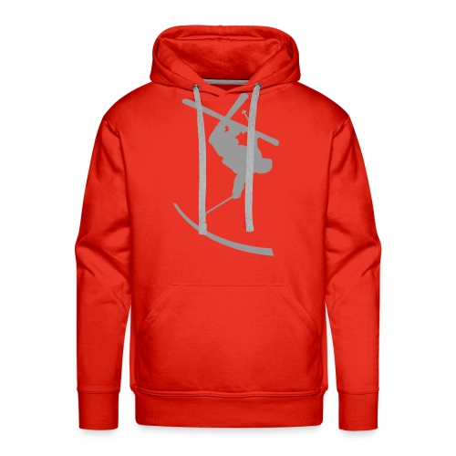 signyourt.com Be seen with us! - Men's Premium Hoodie
