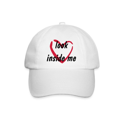 The inside hat - Baseball Cap
