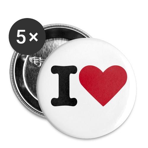 Badges 25mm - Badge petit 25 mm