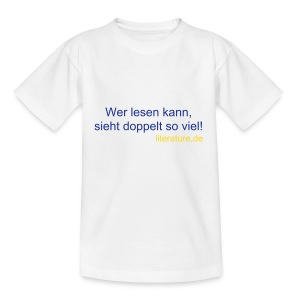 Doppelt - Teenager T-Shirt