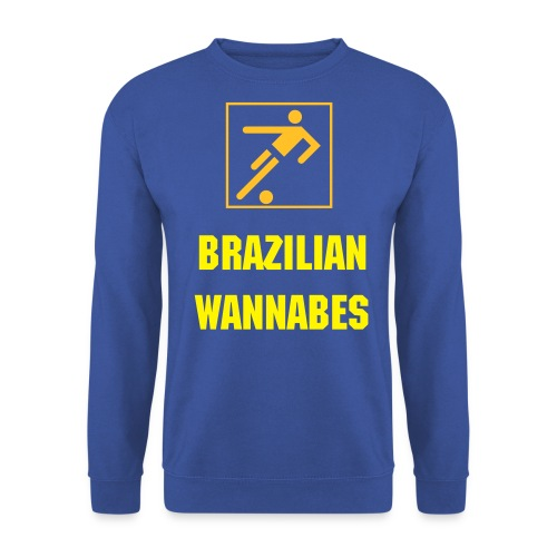 Brazilian Wannabe 'Icon' - Men's Sweatshirt