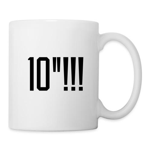 10!!! - Mug blanc