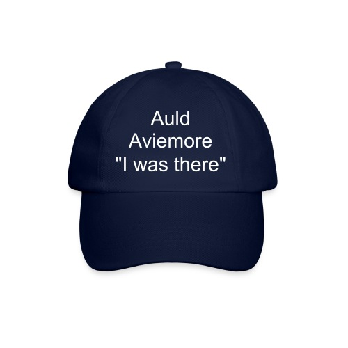 Auld Aviemore - I was there Cap - Baseball Cap