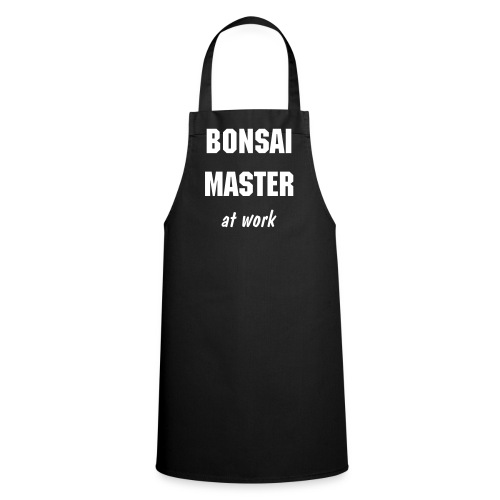 Bonsai Master at work - Cooking Apron