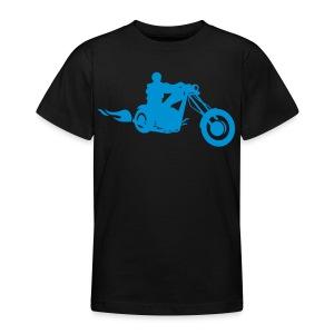 children,t-shirt,blue - Teenager T-shirt