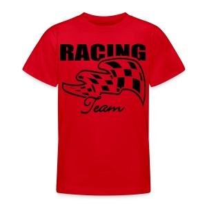 children,t-shirt,racing - Teenager T-shirt