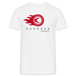 Hadoken (special offer, supported by arcadeshop.de) - Men's T-Shirt