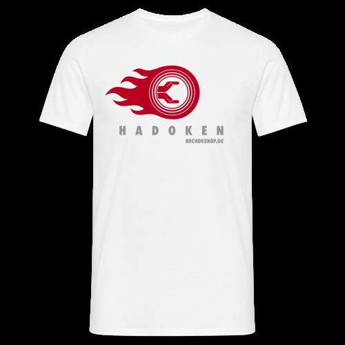 Hadoken (special offer, supported by arcadeshop.de) - Men's T-Shirt