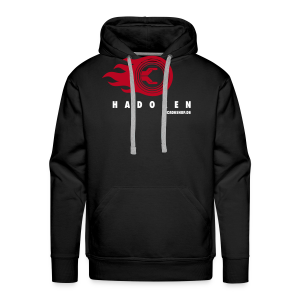Hadoken (special offer, supported by arcadeshop.de) - Men's Premium Hoodie