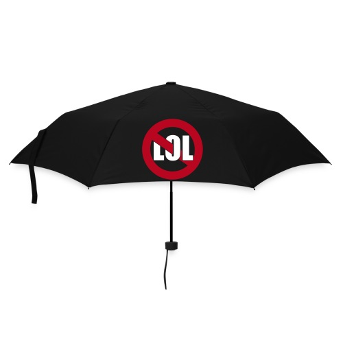 NO LOL Regenschirm - Regenschirm (klein)