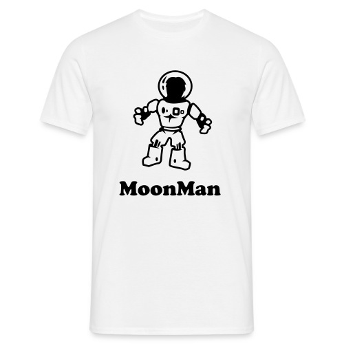 MoonMan  - T-skjorte for menn
