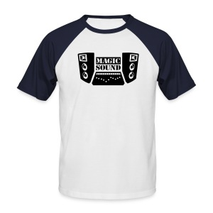 COLLECTION PRINTEMPS - T-shirt baseball manches courtes Homme