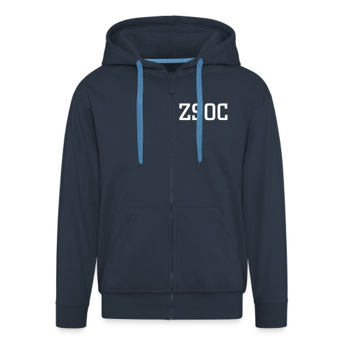 ZSOC Hoodie - Men's Premium Hooded Jacket