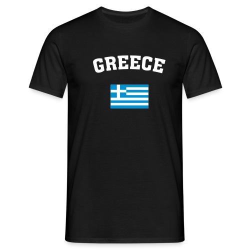 EM Special : Greece - Männer T-Shirt