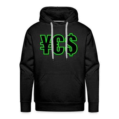 Y£$ - Premium hettegenser for menn