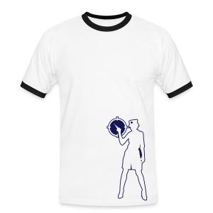 nurse - Mannen contrastshirt