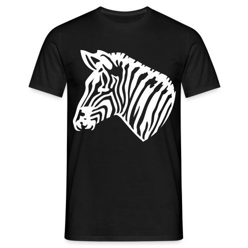 Zebra - Koszulka męska