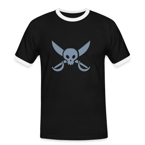 signyourt.com Be seen with us! - Men's Ringer Shirt