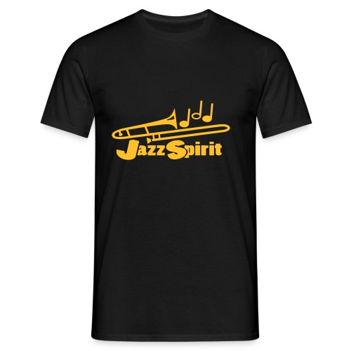 signyourt.com Be seen with us! - Men's T-Shirt