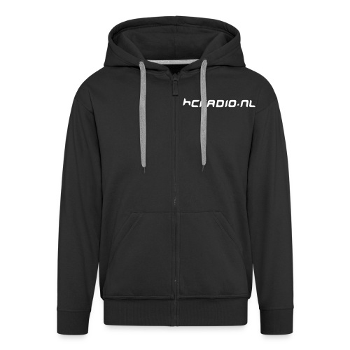 Jacket ( With Capon ) Hcradio.nl Peace - Mannenjack Premium met capuchon