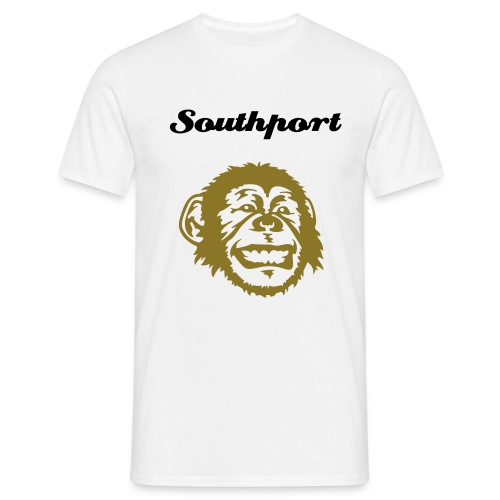 Southport Monkey - Men's T-Shirt