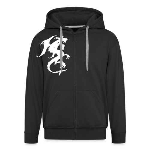 Team SlayeRz Hoodie - Men's Premium Hooded Jacket